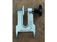 Stihl Filing clamp