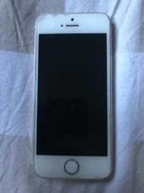 iPhone 5s o2 giffgaff good condition £80ono