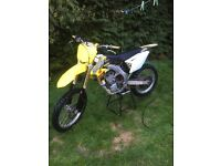Rmz 450 2014 swap or px for 250 or 2700