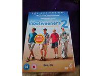 Inbetweeners 2 dvd