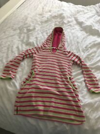 John Lewis beach/ swim cover up (aged 5)