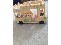 Sylvanian nursery double decker bus