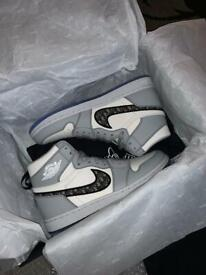 Jordan x Dior - Air Jordan OG Dior