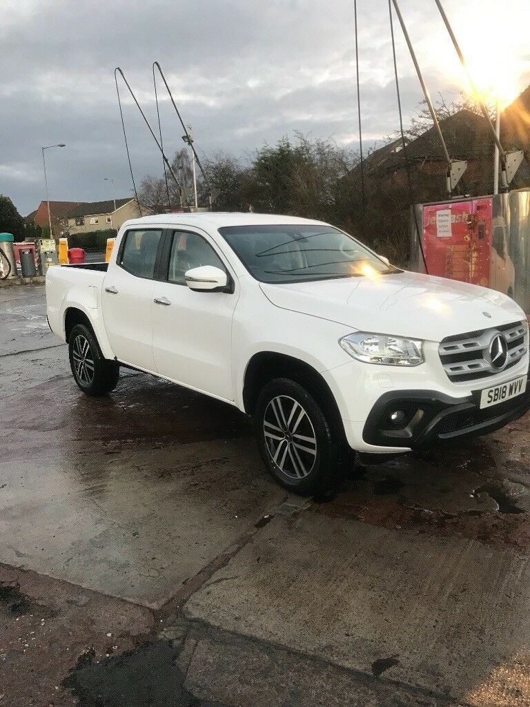 Mercedes 4x4 Xd250 4 Matic Take Over Lease In Bellshill North