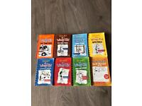 Diary of the Wimpy Kid children's books