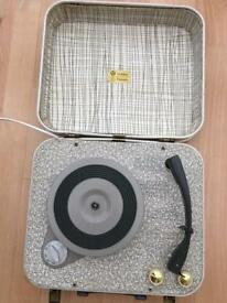 Pye Golden Guinea record player