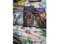 Vampire diaires season 1-6