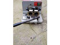 Silca Crown Tubular Key cutting machine