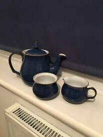 Denny teapot, sugar bowl and jug