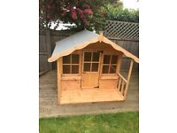 8 x 6 Playhouse ( new )