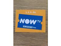 1 and 2 Day Now TV Sky Sports Passes