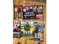 Empire film magazine bundle