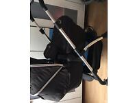 Silvercross wayfarer travel system