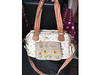 Pink Lining Blooming Gorgeous Changing Bag