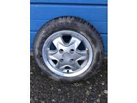 Ford Ka alloy wheel. New.