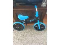 Brand new 3+ balance bike