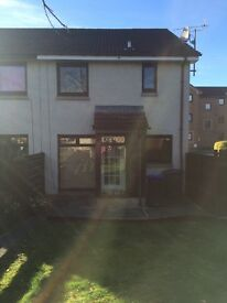 6 Gordon Avenue, Inverurie. One bedroom maisonette unfurnished