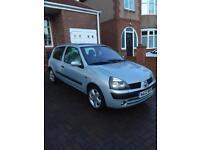 Renault Clio Extreme 1.2 16v 2002 (52) 2 Door