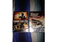 Rolling Stones dvds