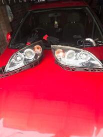 Mazda projector headlights