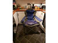 Eurohike langdale camping dlx chair