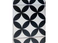 Italian ceramic tiles - over ordered, selling cheap!