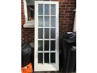 5 x French glazed interior doors (15 glazed panels)