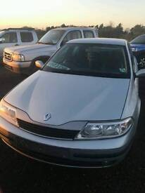 BREAKING Renault Laguna, 1.9DCi, 2003 reg Vehicle