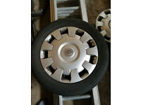 Sell steel wheels 16 '' 5x110 Vauxhall