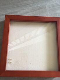 Deep box /Photo / pin board frame