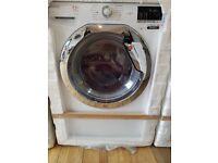 Hoover Dynamic Next WDXOC 686AC-80 Front-Loading Electric Washer/Dryer - 8 kg/6 kg - White