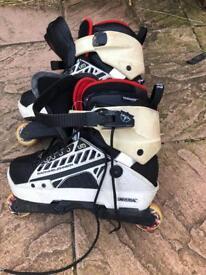Usd Rachard Johnson inline skate UNIVERSAL