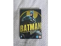 DC Batman Animated 5 Movie DVD Collection