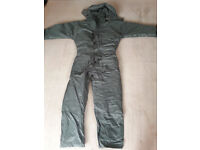 Dickies Medium one piece over suit, ideal for fishing