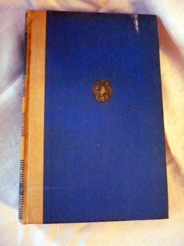 VTG 1936 THE FLOWERING OF NEW ENGLAND 1815-1865 VAN WYCK BOOKS