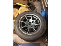 "14"" Caterham Car Wheels x4 or can be sold separately"