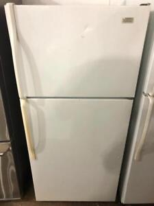 Roper 28 Wide Fridge, Free 30 Day Warranty, Save The Tax Event