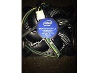 Intel CPU Heatsink with fan for 1150 socket