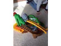 Thomas take'n'play jungle playset