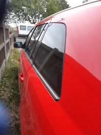 Vauxhall zifira 7 seater Red 63 plate