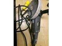 Black and decker angle grinder 110v