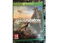 Ghost Recon wildlands Xbox one BNIB