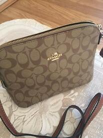 Coach Purse Bag Satchel sling brand new