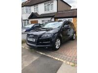 Audi Q7 2007 Black * 3 previous owners * HPI Clear*