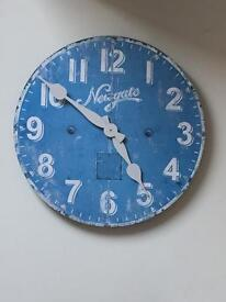 Newgate Ice Cream Factory Clock