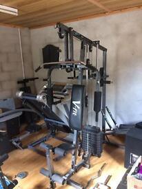 Multi gym cross trainer