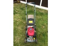 Honda Izy petrol lawn mower self propelled spare or repair