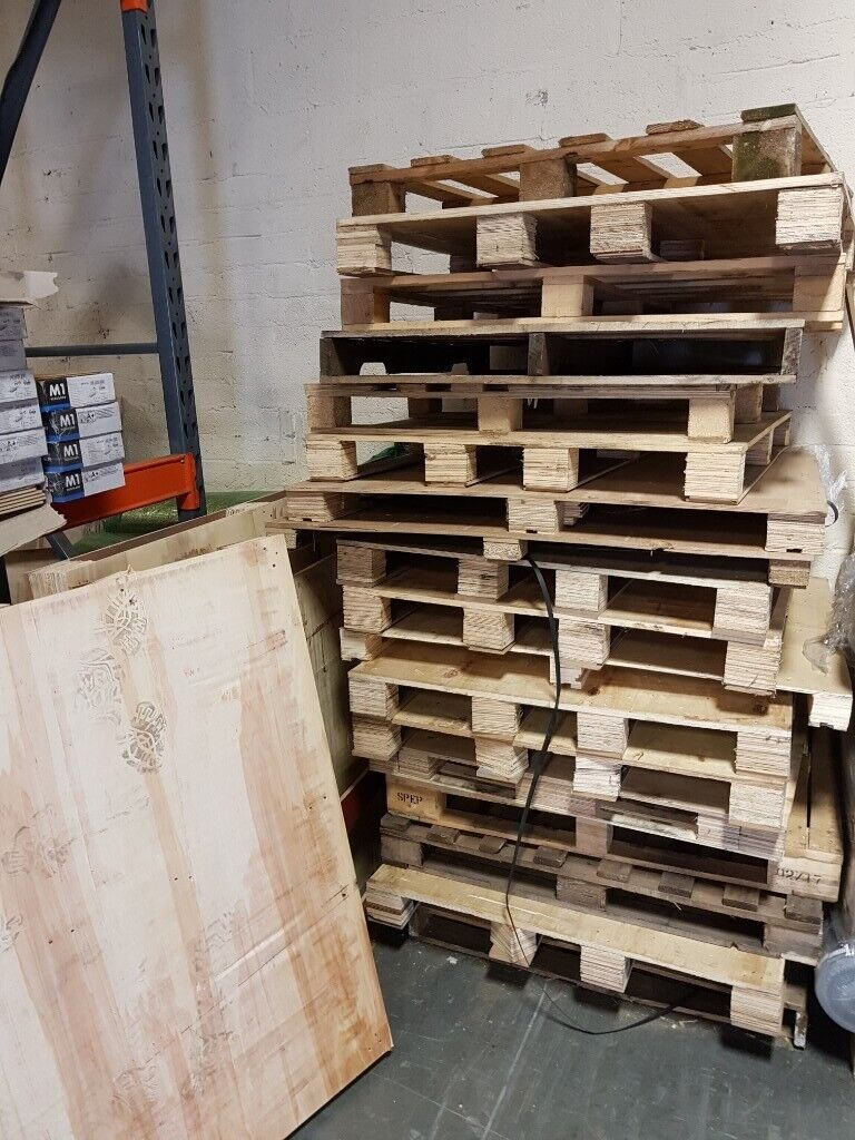 Wooden pallets for sale. For collection only | in County ...