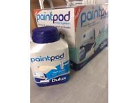 New Dulux paint pod roller system