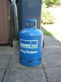 Butane Calor Bottle